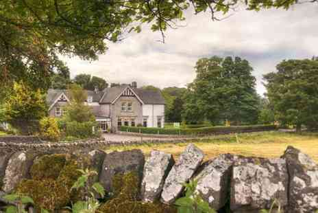 Newton House Hotel - One, two or three night Peak District break for two including breakfast - Save 39%