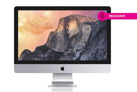 Affordable Mac - Refurbished 8GB RAM Apple iMac Core i5, or £599 for a 16GB RAM model - Save 39%