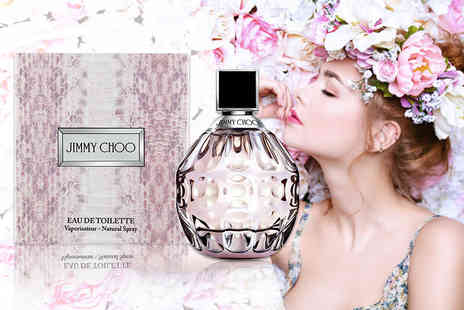 Deals Direct - 40ml bottle of Jimmy Choo EDT - Save 34%