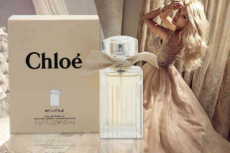 Deals Direct - 20ml bottle of Chloe Signature EDP - Save 0%