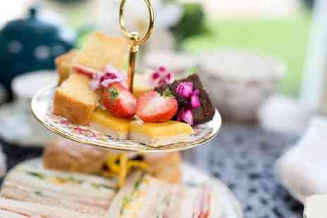 Brooks Country House - Afternoon tea for two or sparkling afternoon tea for two - Save 30%