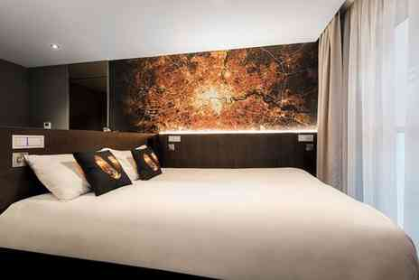LUMA Concept Hotel - Four Star Sophisticated Concept Hotel Stay For Two in West London - Save 73%