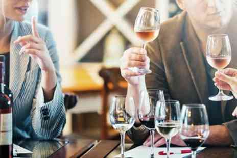 The Wine Pantry - English wine tasting in Borough Market - Save 33%