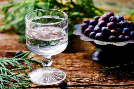 The Wine Pantry - Gin tasting experience in Borough Market - Save 40%