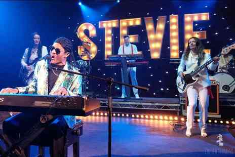 Entertainers Management - Two tickets to see Signed, Sealed, Delivered A Tribute to Stevie Wonder from Entertainers Show Providers - Save 50%