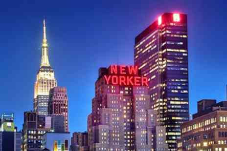 Away Holidays - Five night NYC city break including flights & daily breakfast - Save 0%