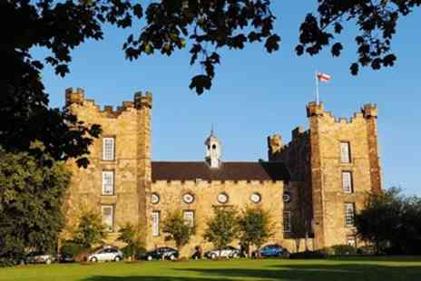 Lumley Castle Hotel - Two night castle stay with breakfast - Save 0%