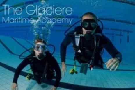 The Glaciere Maritime Academy - PADI Open Water Referral Course - Save 69%