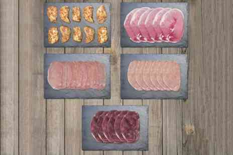 My GSN - Gold Standard Nutrition Lean Meat Hamper for a Month With Free Delivery - Save 33%
