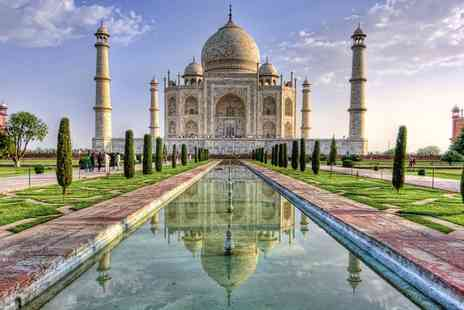 MCI Gets India - Six or Seven Night Tour with Meals and Transfers - Save 0%