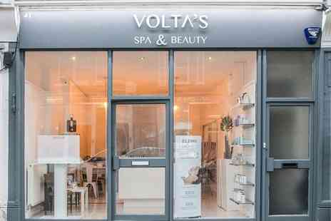 Volta Spa - Candlelit Choice of Massage for Two with Complimentary Refreshments and Tea - Save 52%