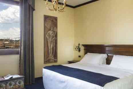 Hotel Boscolo Astoria - Four Star Rooftop Views of the Duomo For Two - Save 75%