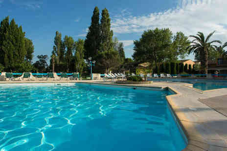 Hotel Club Residence les Amandiers - All Inclusive Family Stay For Two in Provence - Save 52%