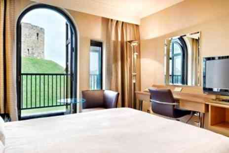 Hilton York - Four star York hotel perfectly placed to visit the citys main attractions - Save 0%
