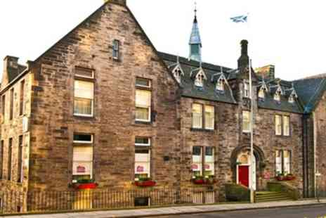Edinburgh City Hotel - Edinburgh hotel less than a mile from Edinburgh Castle & the Royal Mile - Save 0%