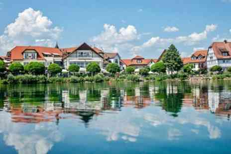 Seehotel Niedernberg - Overnight hotel stay with lake view - Save 0%