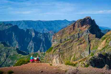 Great Pacific Travels - Seven night 4 Star Madeira spa break with flights and breakfast - Save 29%