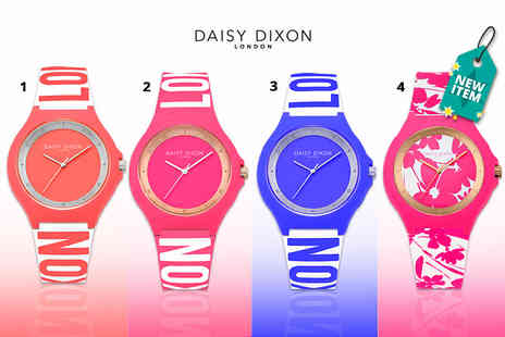 Deals Direct - Ladies Daisy Dixon water resistant watch - Save 25%