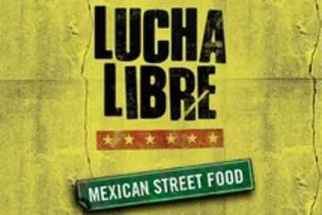Lucha Libre - Mexican Sharing Platter Plus Sides For Two - Save 57%