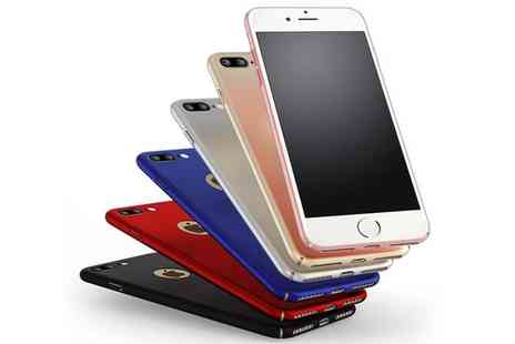 Groupon Goods Global GmbH - Case for iPhone 6 Or 6s, 6 Or 6s Plus, 7, 7 Plus - Save 67%
