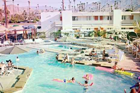 Ace Hotel and Swim Club - Four Star Hipster Hangout in Palm Springs Stay - Save 0%