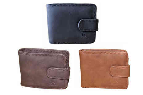 Pearl Info - Ridgeback mens wallet - Save 85%