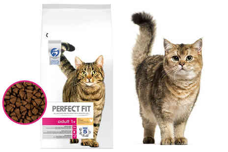 Trojan Electrical - 7kg pack of Perfect Fit chicken cat food - Save 0%