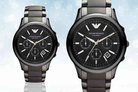 D2time - Mens Emporio Armani AR1452 watch - Save 48%