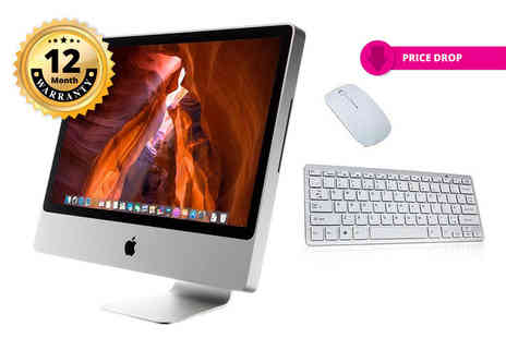 IT Trade Services - Refurbished 20 inch 160GB 2GB RAM Apple iMac A1124 - Save 69%
