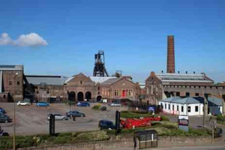 The National Mining Museum - Pithead Guided Tour for Four or Eight - Save 44%