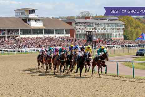 Lingfield Park - Two premier adult tickets to All Weather Championship Finals - Save 42%