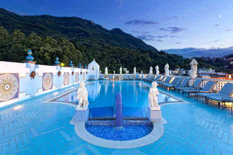 Relais & Chateaux Terme Manzi Hotel & Spa - Five Star Elegant Spa Break with Gourmet Dining - Save 44%