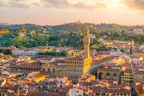 Weekender Breaks - Four or six night Italian escape to Rome and Florence, including breakfast flights and trains - Save 32%