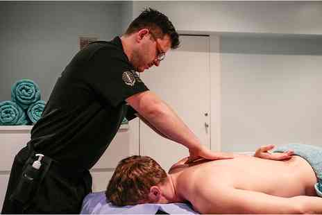 RSMT London - Remedial and sports massage - Save 55%
