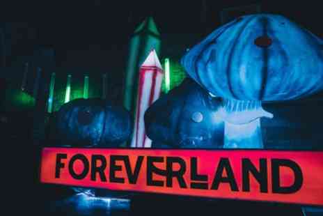 Foreverland Club Nights - One or two VIP tickets to Foreverland Club Nights on 16 February To 21 April - Save 40%