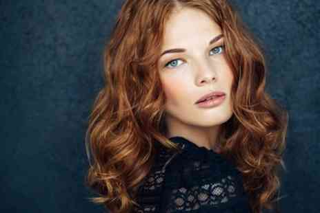Over the Top - Wash, Cut and Blow Dry Plus Optional Half Head Colour by Artist Director - Save 47%
