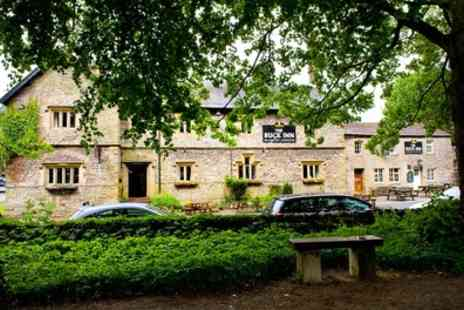 The Buck Malham - One to Three Nights Stay for Two with Breakfast - Save 40%