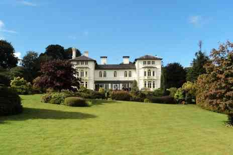 The Falcondale - Up to 3 Nights for Two with Breakfast, Wine and Option for Three Course Dinner - Save 0%