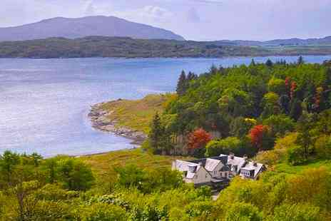 Loch Melfort Hotel - One or Two Nights Stay for Two with Breakfast - Save 61%