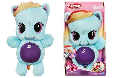 Groupon Goods Global GmbH - Playskool Rainbow Dash Glow Pony - Save 50%