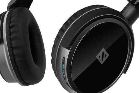Gadget World Shop - Bluetooth Headphones With Noise Cancelling - Save 73%