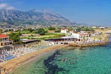 Cyprus Paradise - North Cyprus holiday with free beach entrance & flights - Save 0%