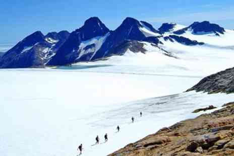 Discover the World - Nine night Greenland hiking adventure including helicopter rides - Save 0%