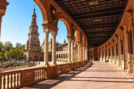 I Need Tours - Five night Spain tour with Barcelona, Seville & Madrid - Save 0%