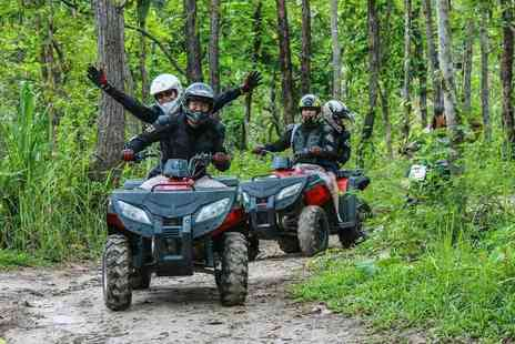 Chaos Leisure - Quad biking experience for one or two - Save 58%