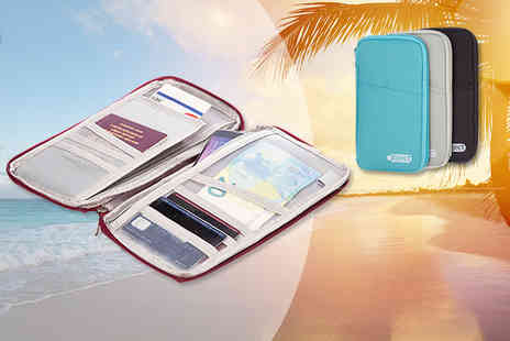 Object Products - Passport and document holder - Save 70%