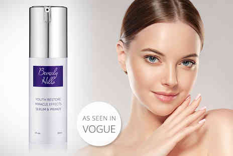 Look Good Feel Fabulous - Beverly Hills Miracle Effects serum and primer - Save 77%