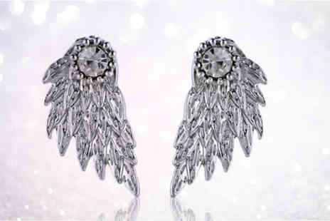 GetGorgeous - Angel wing earrings - Save 77%
