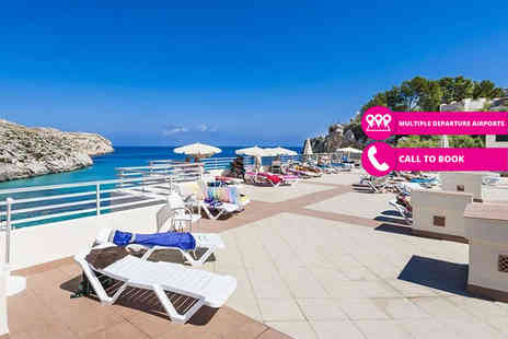 Super Escapes Travel - Seven night all inclusive Mallorca beach break including flights - Save 39%