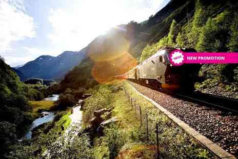 Great Pacific Travels - Four night Norway Tour with accommodation, breakfast and flights - Save 25%